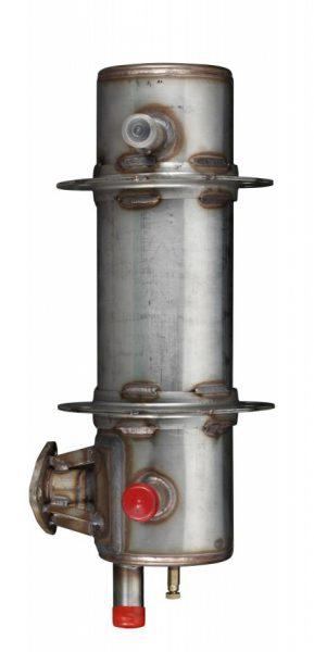 مبدل حرارتی در GHP